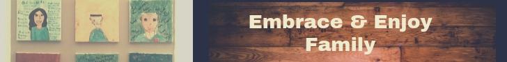 Embrace & Enjoy